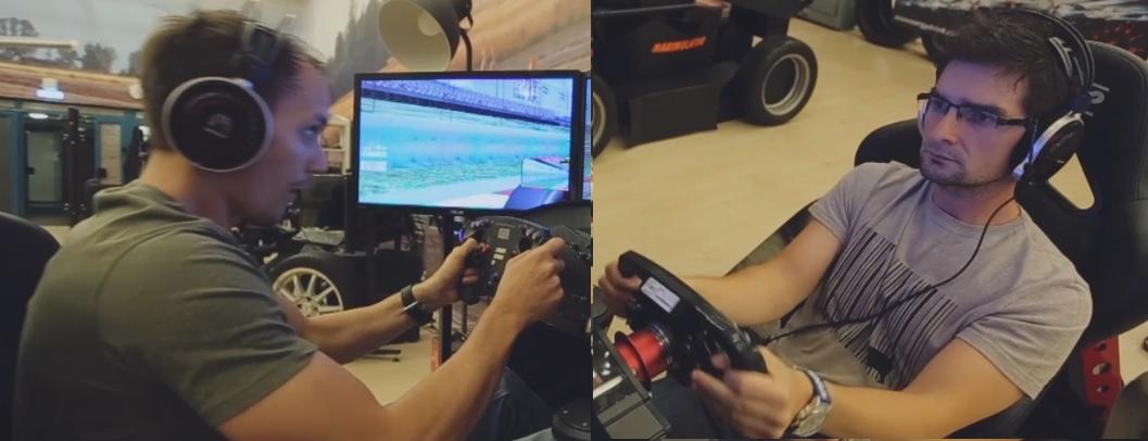 Egy ilyen mozgó F1-es szimulátor otthonra, és azt hiszed, te vagy Alonso, vagy Hamilton!