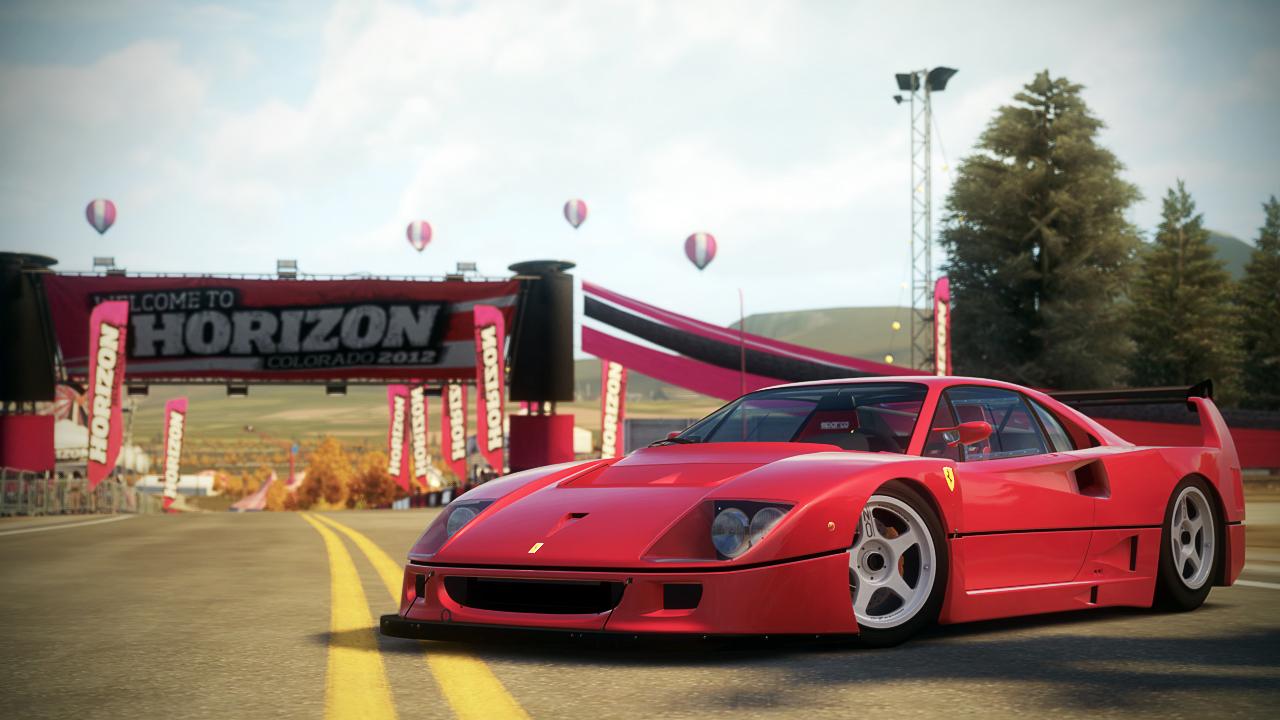 Forza Horizon 2: Önfeledt száguldás egy igazi legendával – Ferrari F40