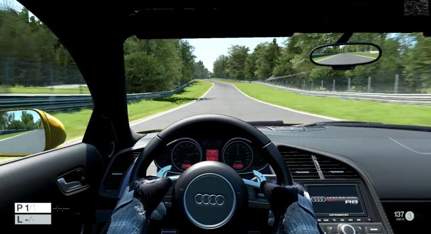 Project CARS: Életre kel az Audi R8 V10 Plus
