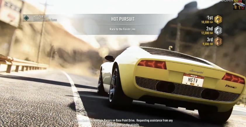 Need for Speed: Rivals – sokak kedvence autója a játékban