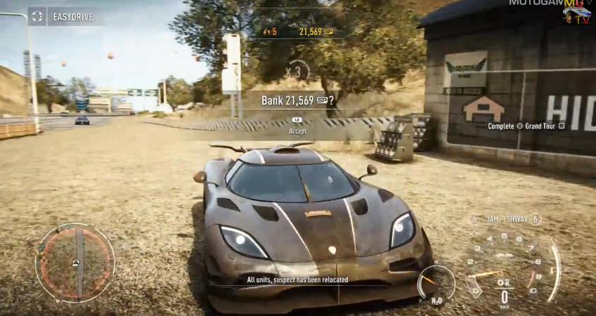 Need for Speed Rivals: Ilyen játék közben a Koenigsegg One:1