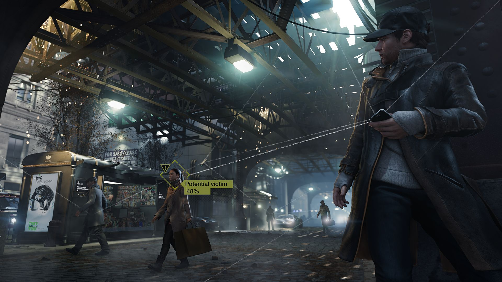 Watch Dogs: Egy exkluzív trailer
