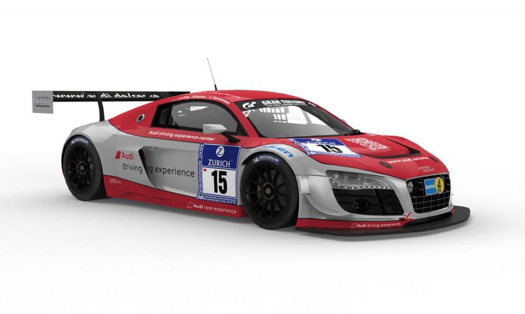 Project CARS: Gyönyörűen sípol az Audi R8 LMS Ultra