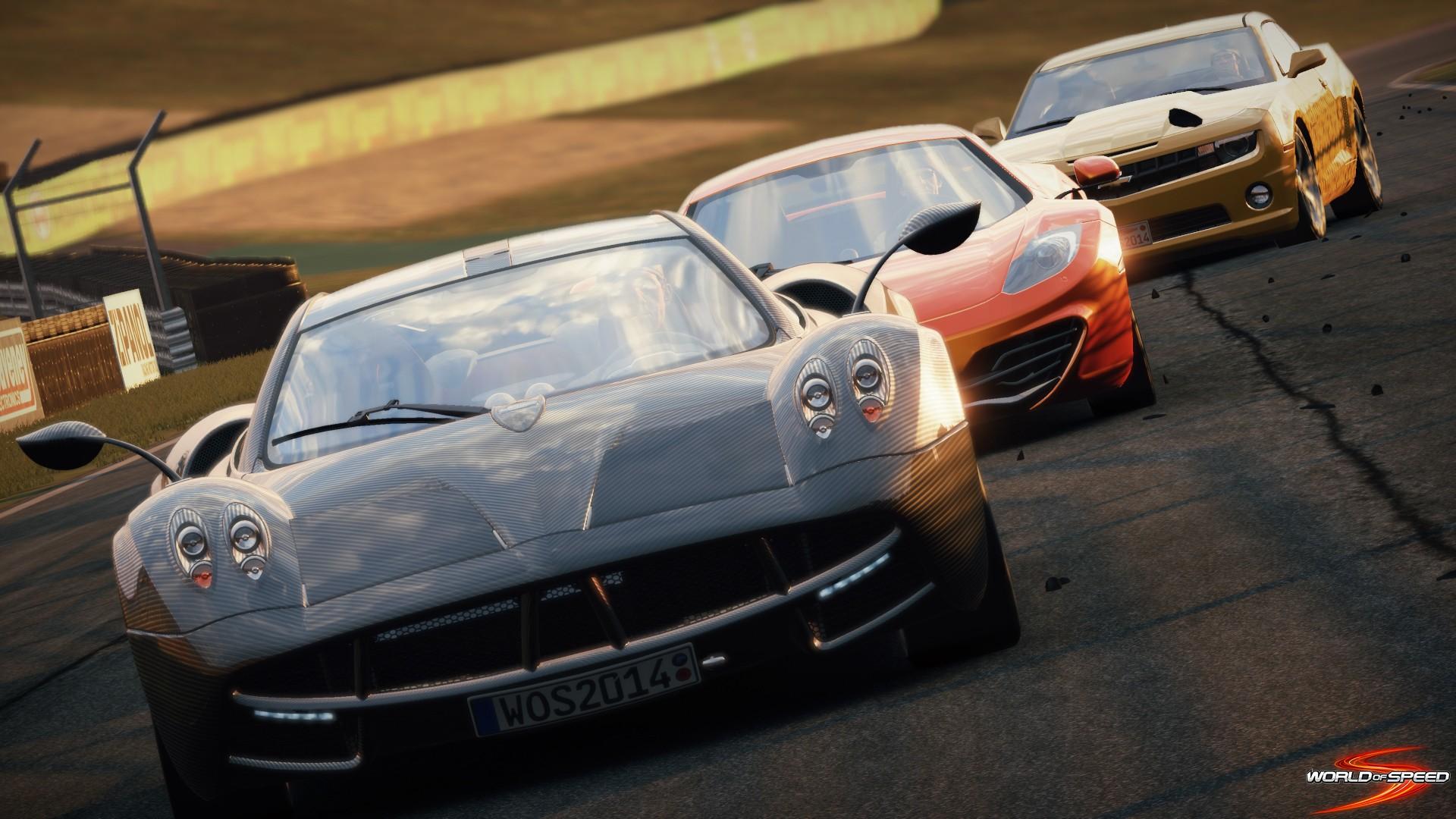 World of Speed: Képek az új autós játékról