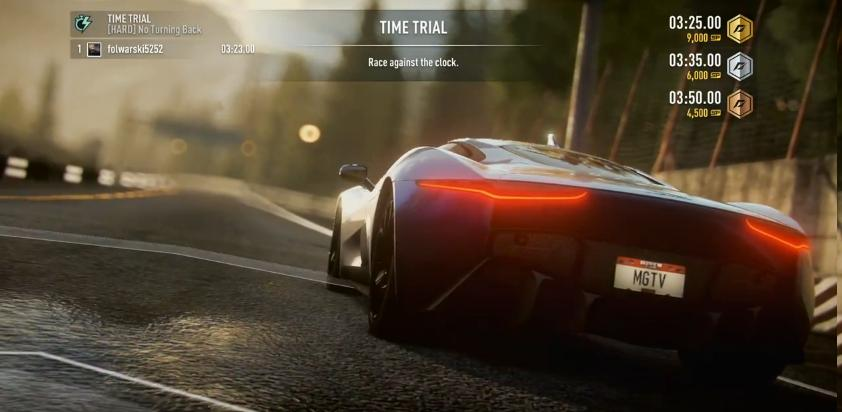 Need for Speed: Rivals – Jaguar C-X75