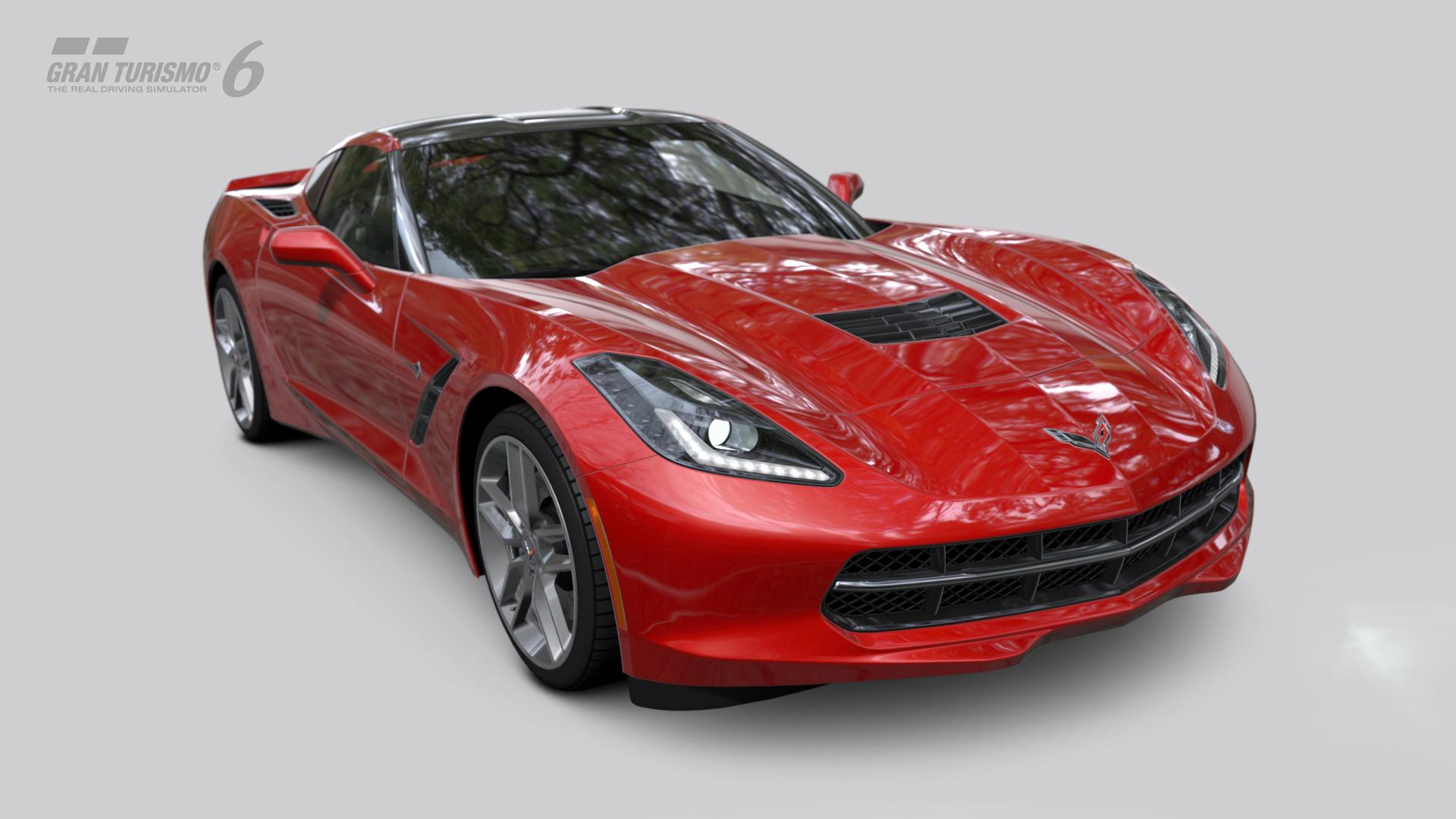 Gran Turismo 6: A fantasztikus Corvette Stingray C7
