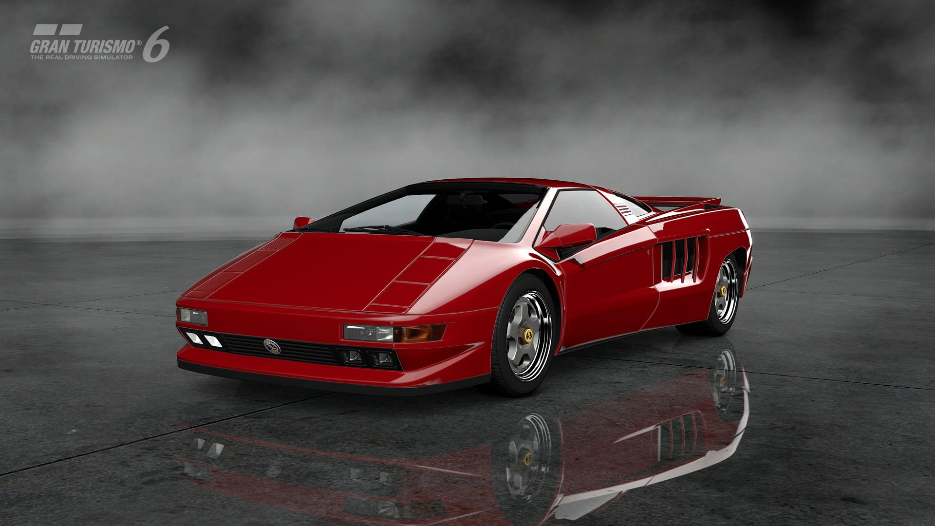 Gran Turismo 6: A különleges Cizeta V16T
