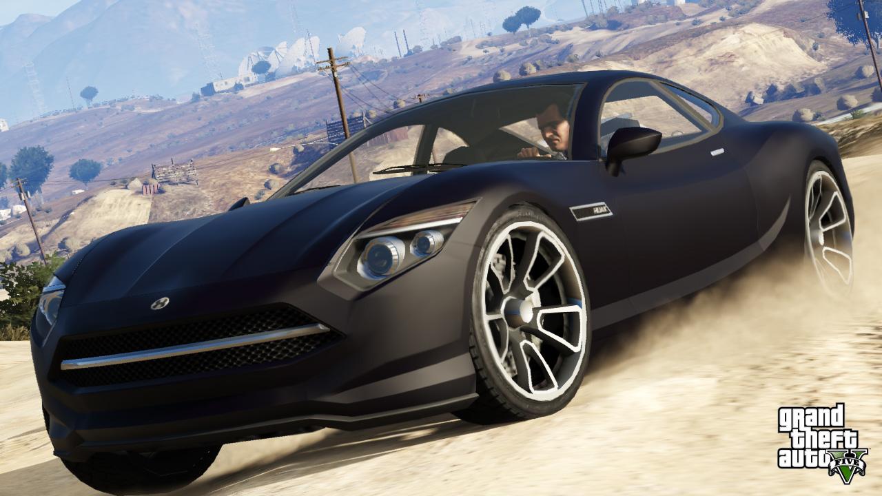 Így mutatna a Grand Theft Auto 5 belső nézetben