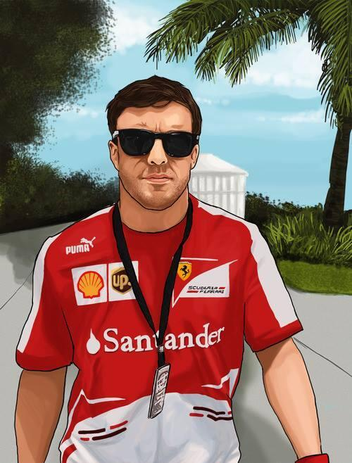 Grand Theft Alonso