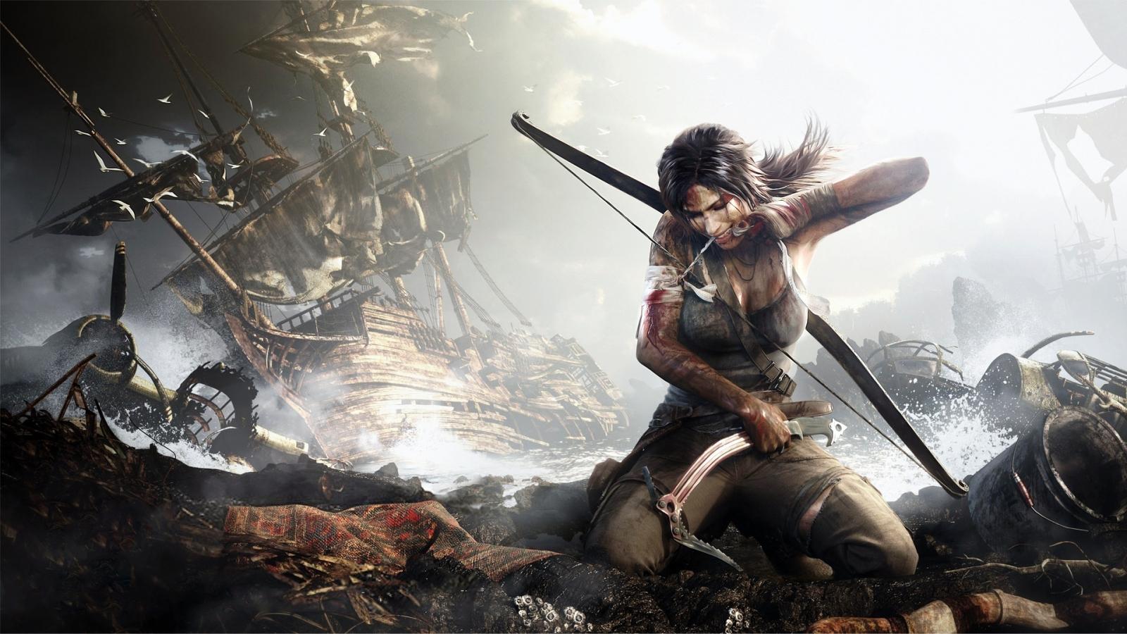 Tomb Raider Definitive Edition Trailer: PlayStation 4