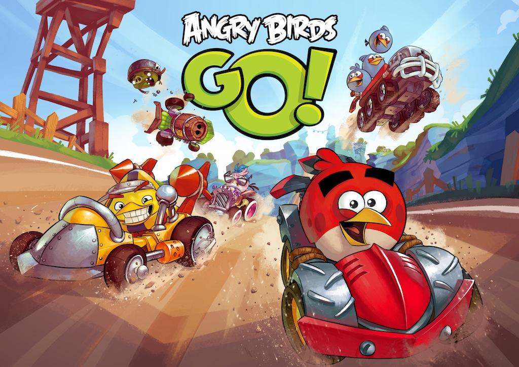 Angry Birds Go: Az új autós játék hivatalos trailere