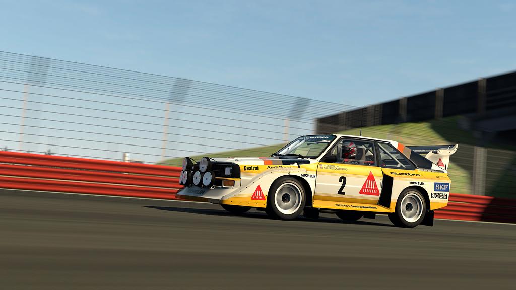 Gran Turismo 6: A brutális Audi Quattro S1