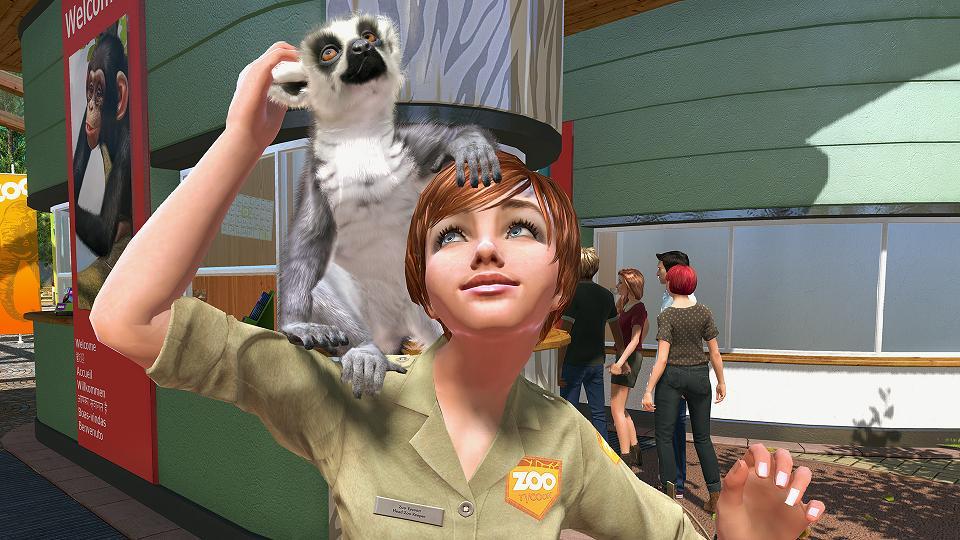 Zoo Tycoon: Mozgásban a játék
