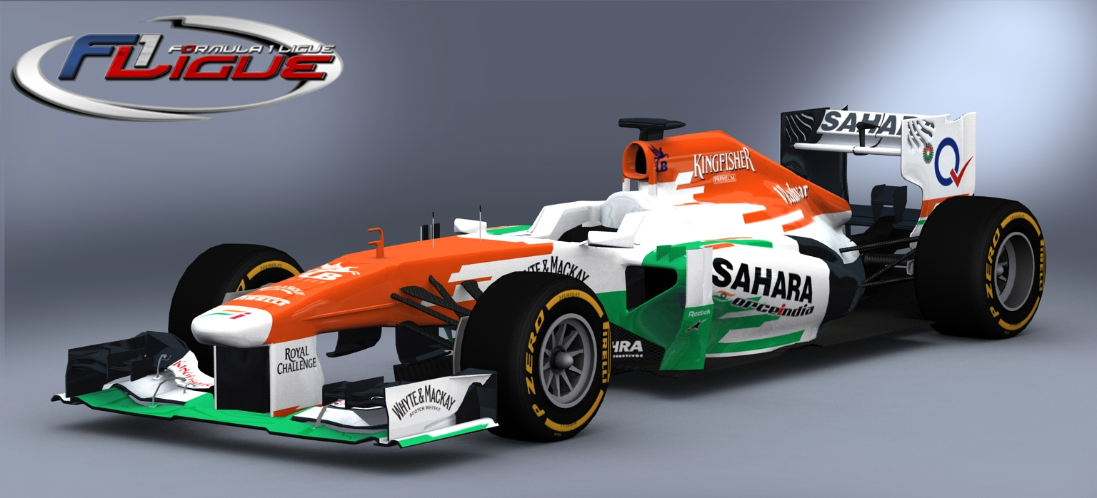 F1Ligue 2013: Képeken a Williams, a Force India és a Caterham – Galéria
