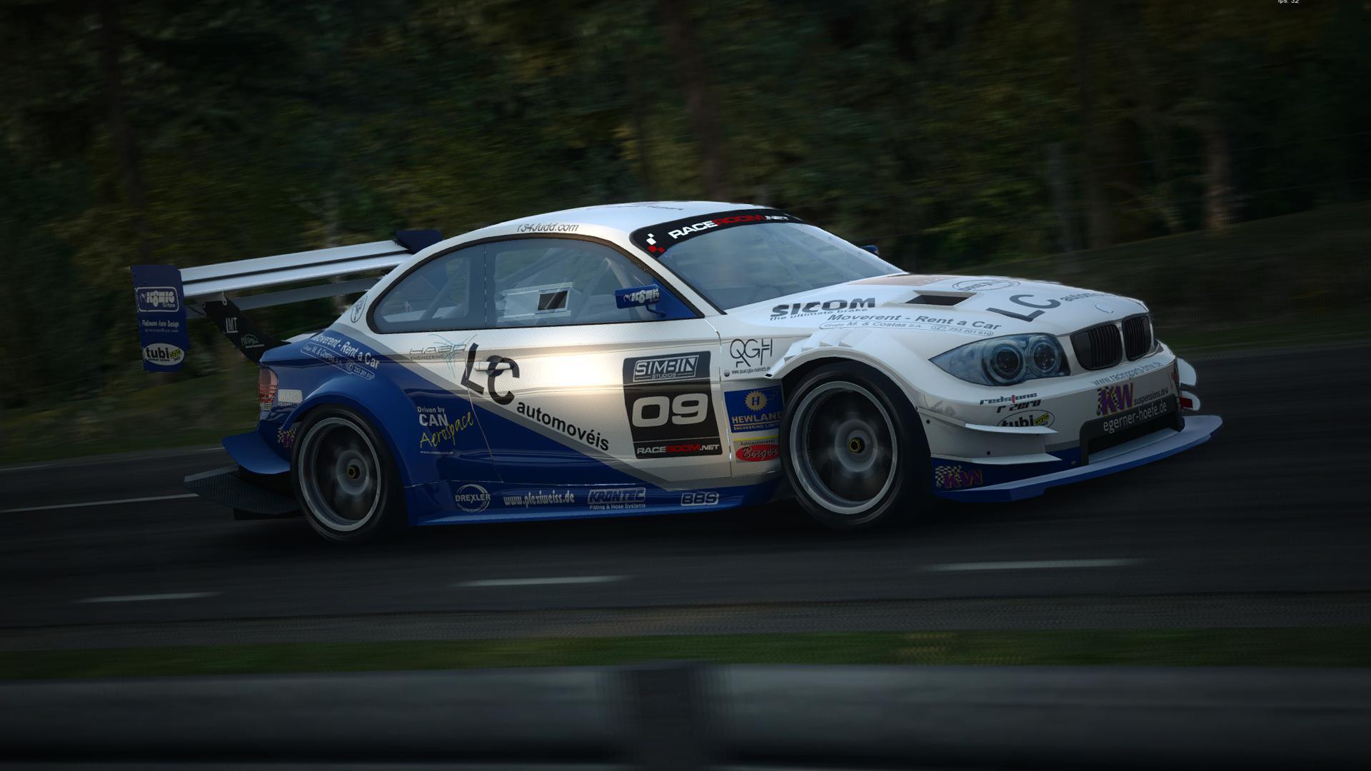 RaceRoom Racing Experience: Új videó a szimulátoros játékról