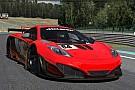 iRacing: Egy rendkívül élethű McLaren MP4-12C GT3