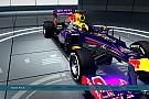 F1 2012: Videón a 2013-as festések a játékban