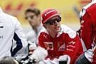 """Raikkönen: """"Jó verseny volt, de nem győzhettem a Mercedes ellen…"""""""