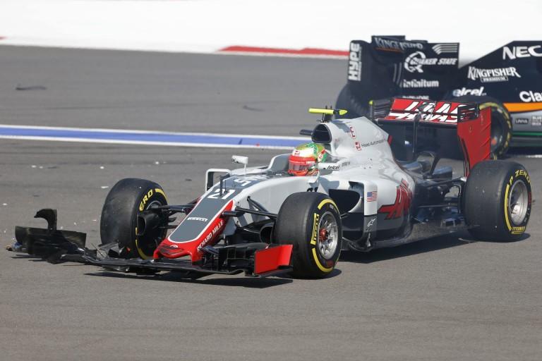A Haas ismét pontot szerzett: Grosjean 8. helye jelentette a megváltást!