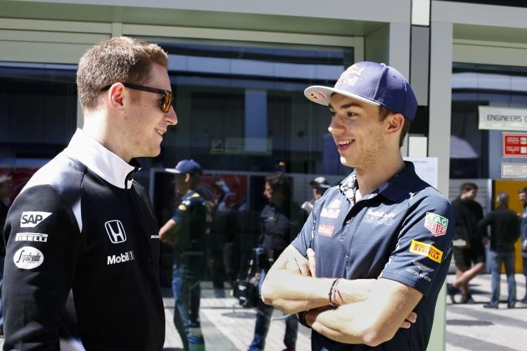 Vandoorne örülne, ha jövőre Alonso csapattársa lehetne a McLarennél