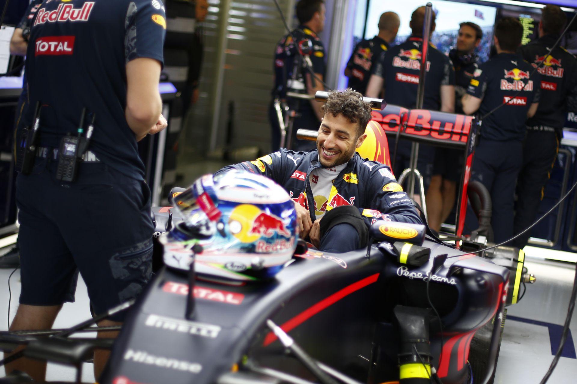 Ricciardo nem aggódik Verstappen miatt - kihívásként tekint a hollandra!