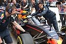 Ismét pályára gurul a Red Bull szélvédős F1-es versenygépe