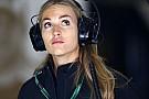 Carmen Jorda egyelőre lassú, de a Renault-nál tervezi a sportolói pályafutását!