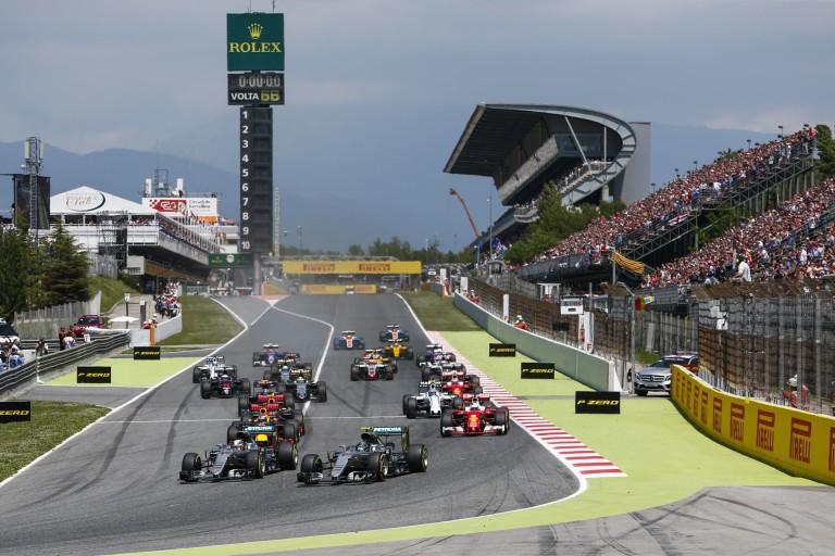 Olyan Rosberget láttunk a Spanyol GP első kanyarjaiban, mint még soha