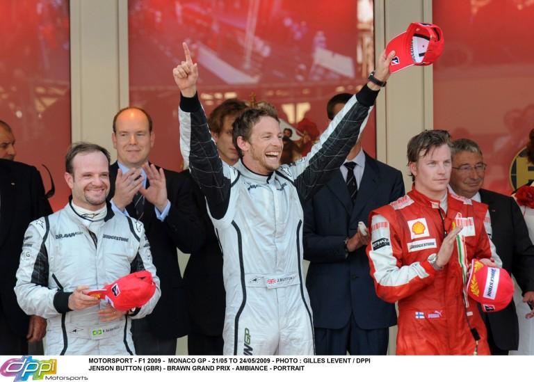 Button 7 éve nyerte meg a Monacói Nagydíjat a Brawn GP-vel: hová mész Jenson?