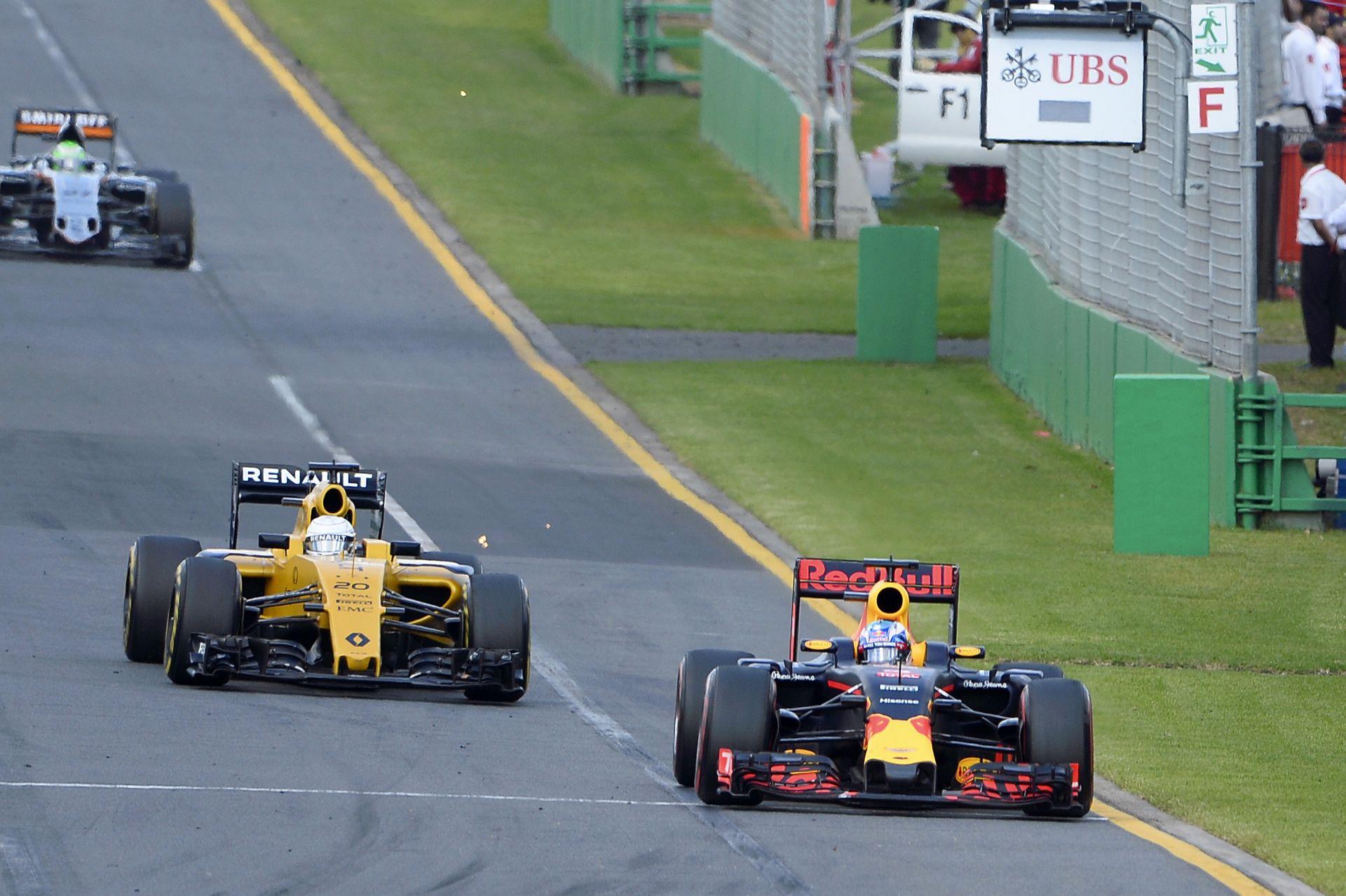A Renault-t lassan frusztrálhatja a Red Bull tempója