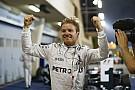 Az öröm pillanatai Bahreinből: Rosberg újra a csúcson