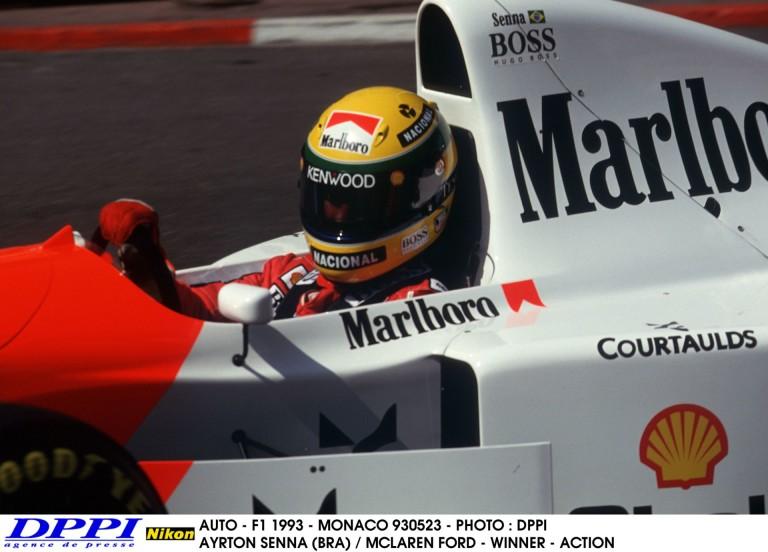 Irvine szerint Ayrton Senna nagyon arrogáns tudott lenni - ennek ellenére a mai napig a legenda nagy rajongója!