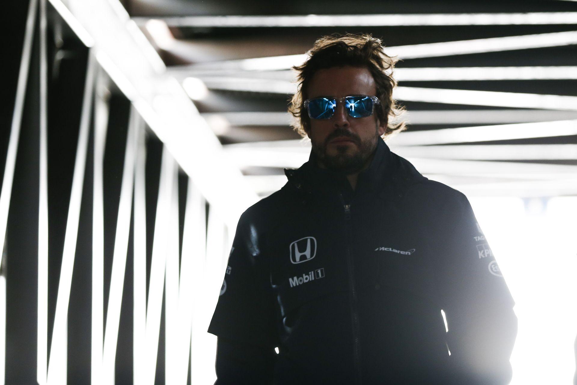 Alonso állapota sokkal jobb, mint Bahreinben volt: versenyezhet?