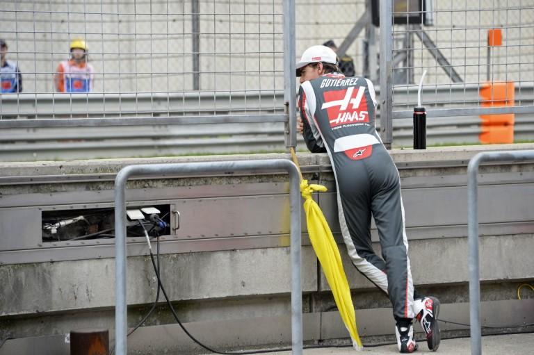 Ma eltűnt a Haas, holnap ismét rakétaként vágnak át a mezőnyön?