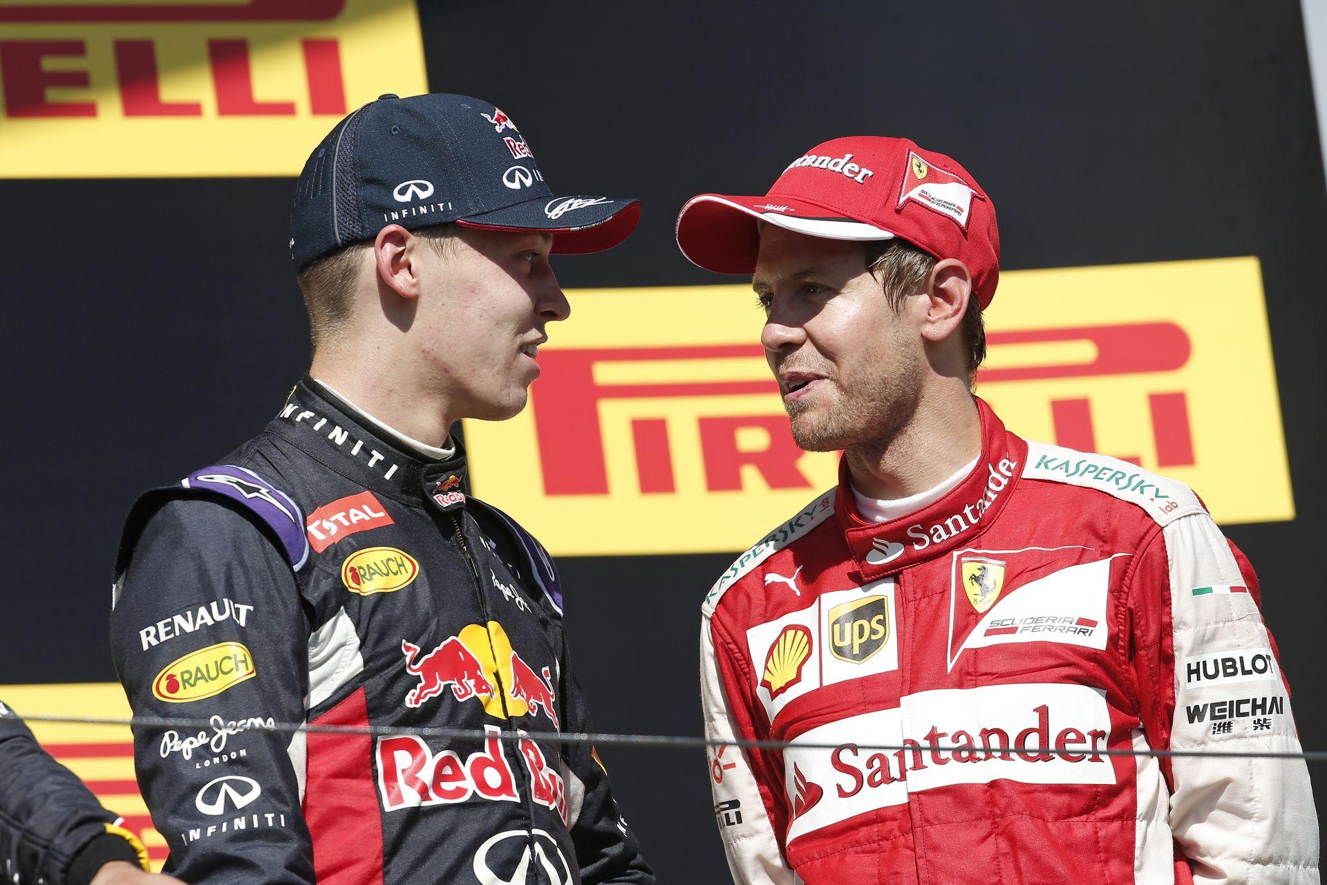 """A Red Bull ex-pilótája rendesen kiosztotta a """"nyafogó, bégető"""" Vettelt"""