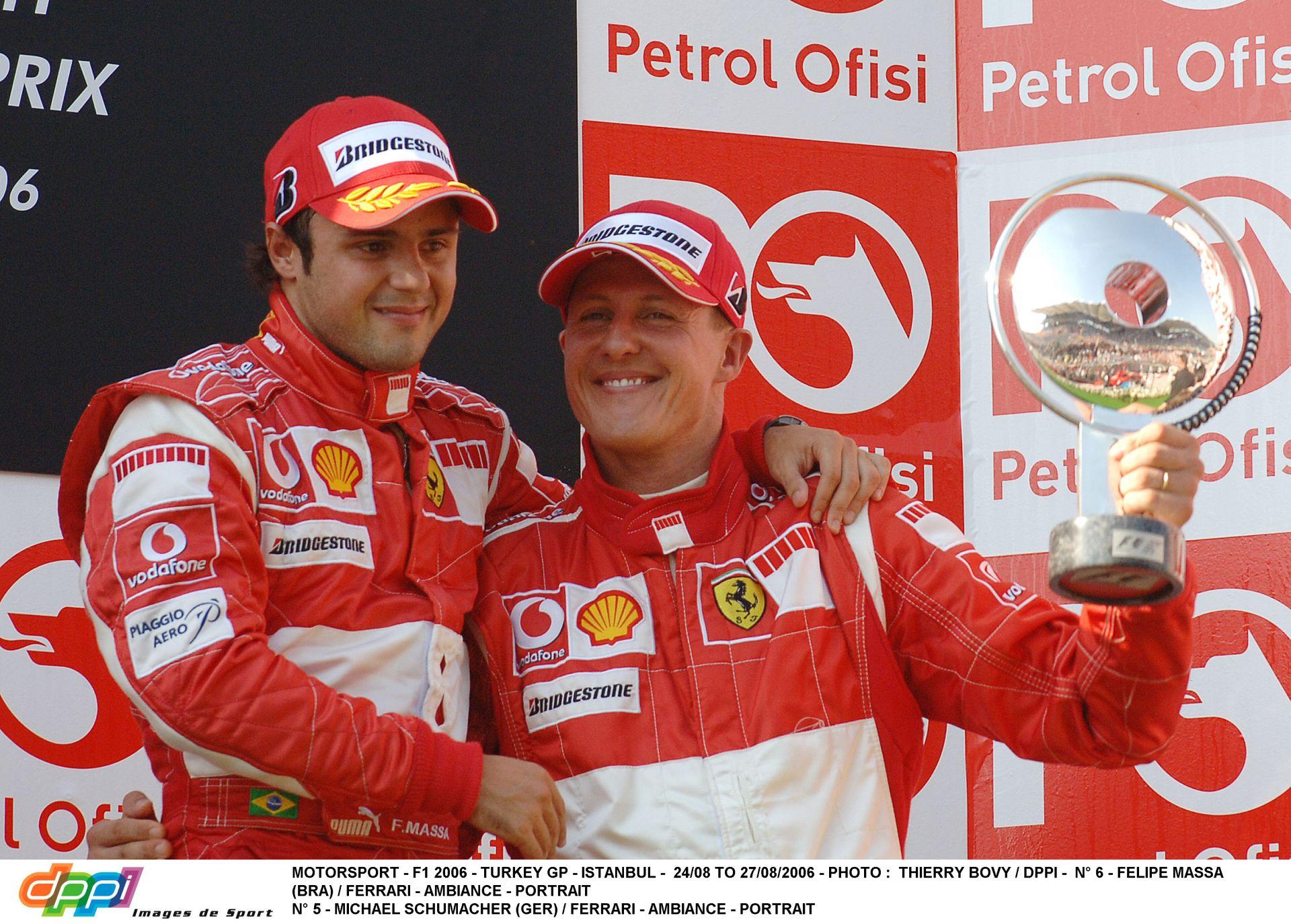 Massa és az első győzelem: Törökország, 2006