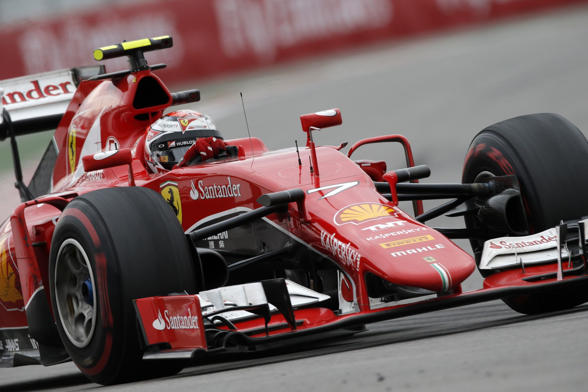 A Ferrari nemcsak motorfejlesztéssel készül az Orosz Nagydíjra