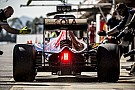 A Toro Rosso brutális kilométerszámot pakolt az autójába
