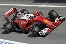 Exkluzív onboard videó, ahogy Vettel a halóval felszerelt Ferrarival körözget