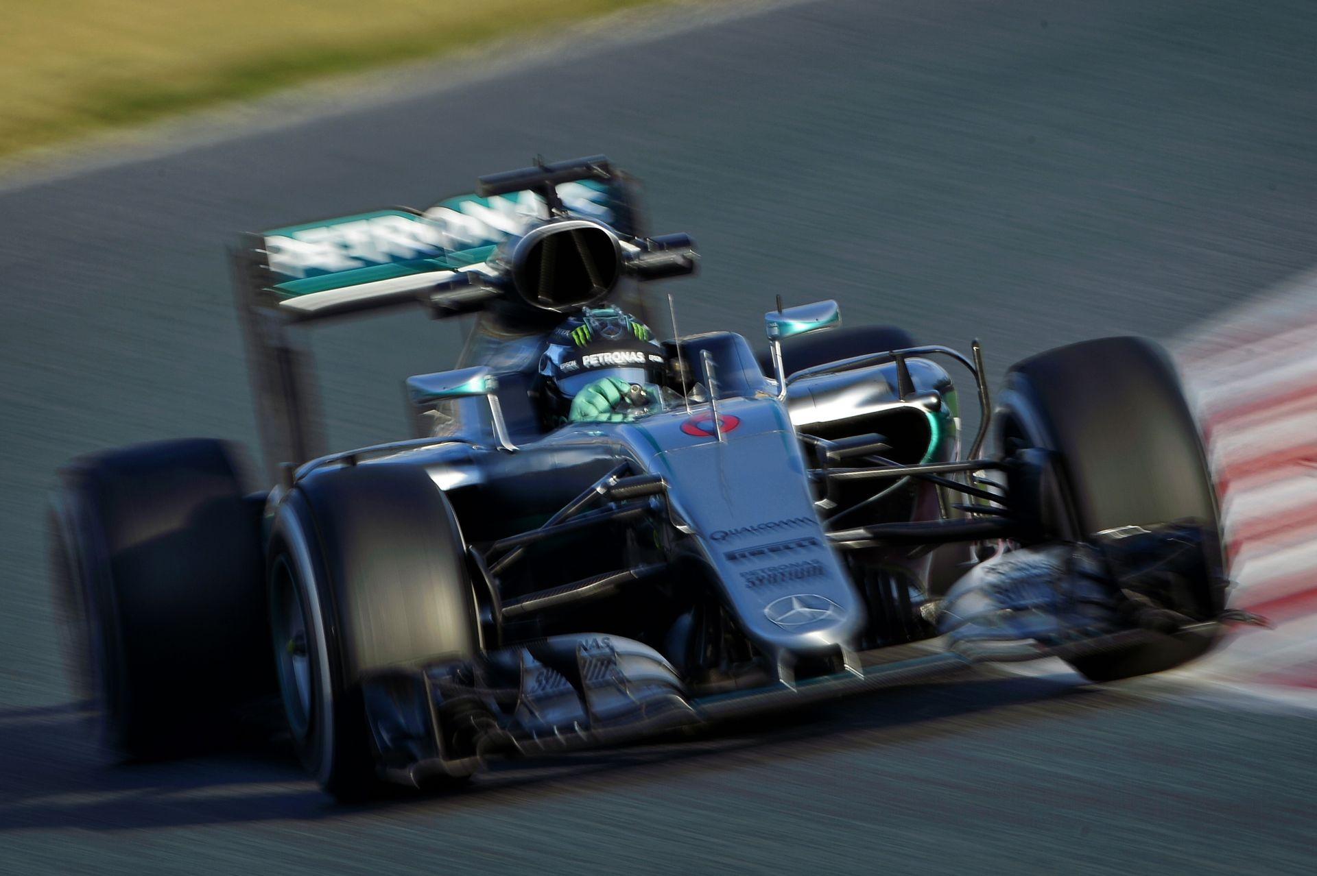 Rosberg soha nem volt ennyire kész egy szezonra és szerinte a Mercedes fog nyerni