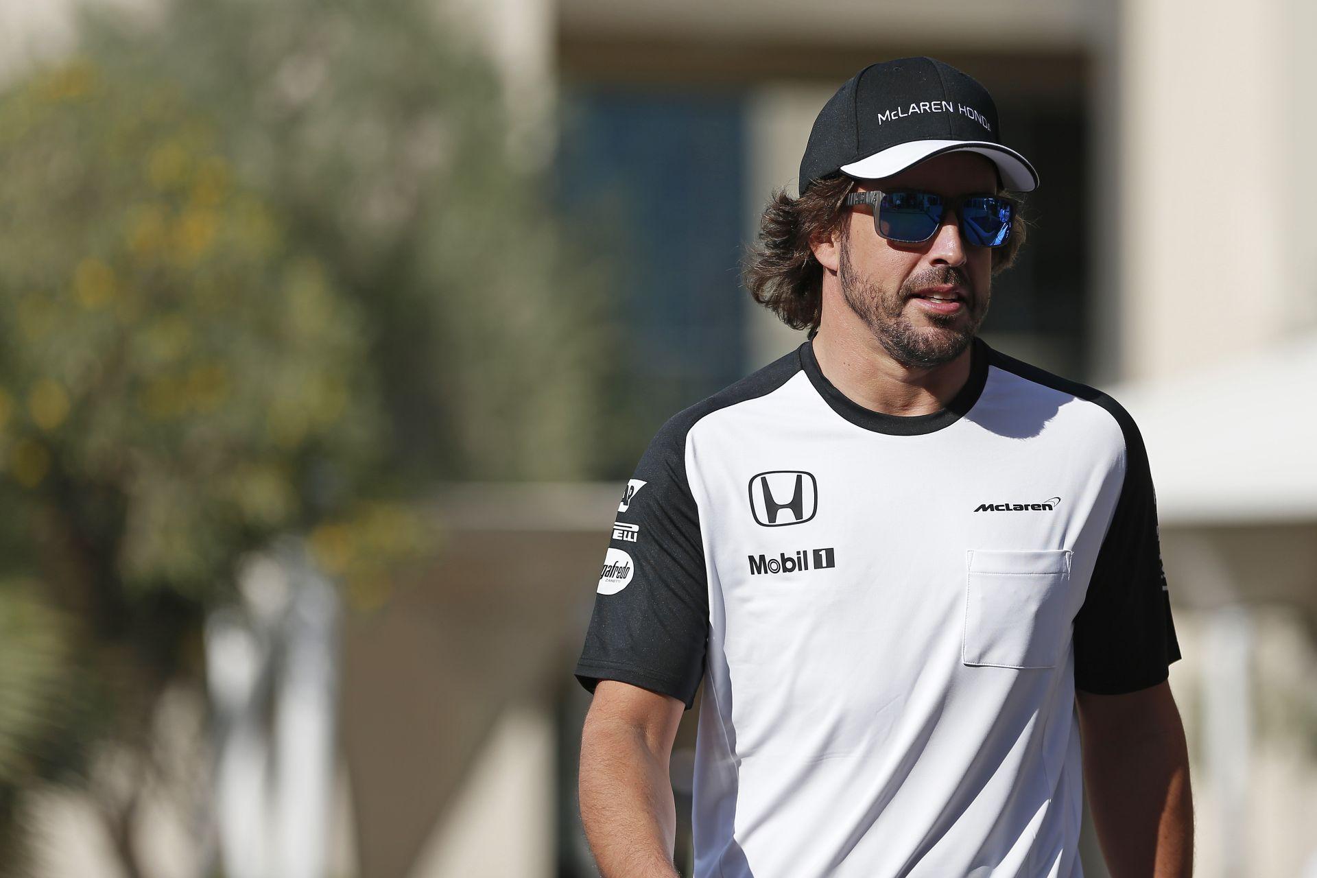 Alonso nagyon motivált és szerinte a McLaren is