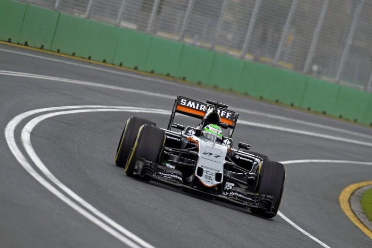 A Force India esőre rendezkedett be Ausztráliában: de mi lesz holnap?