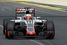 Grosjean: A Haas tempója nagyon jó lenne, ha az új időmérő nem köpött volna a levesünkbe!