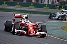 Ferrari: A 20. körig a győzelem a mi kezünkben volt... aztán jött a piros zászló!