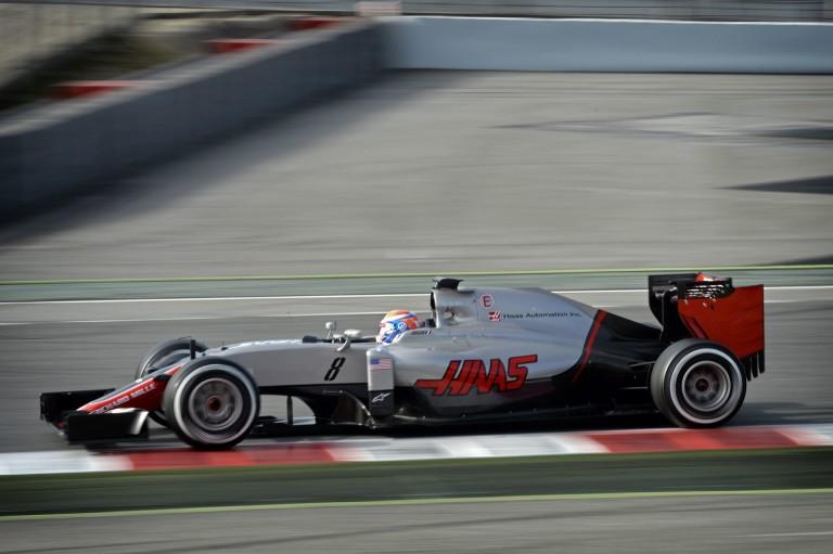 A Haas Racing lemondhat a 10 milliós kezdőbónuszról a Forma-1-ben!