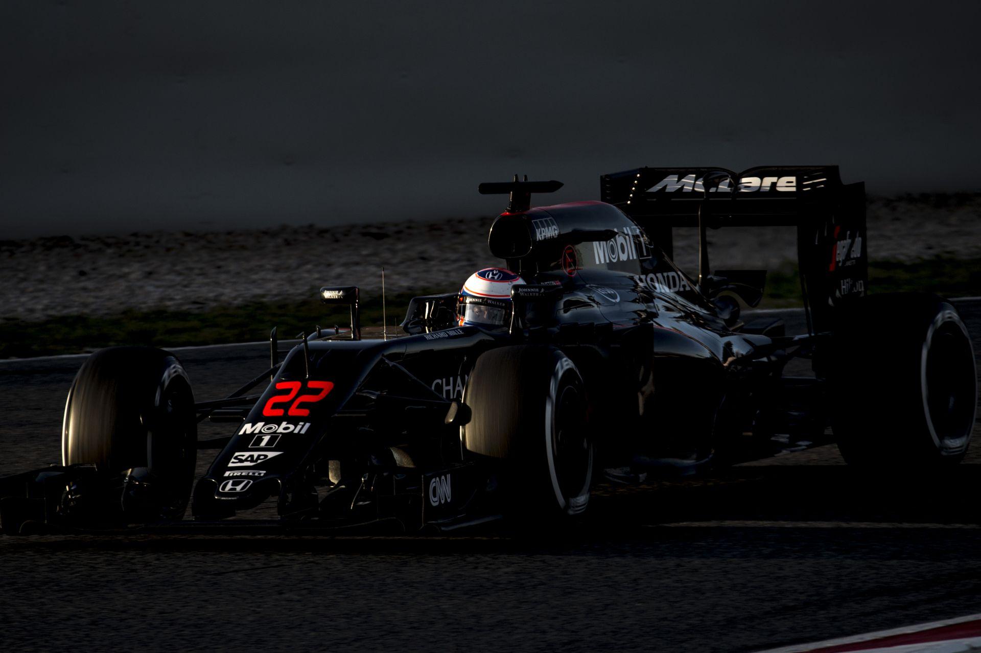 """A Honda tudja, hogy több lóerő kell... így ugyanis """"csak"""" a McLarenre számíthat!"""