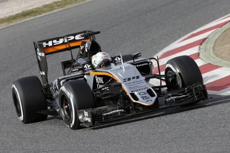 Hivatalos: éles versenyhétvégén debütál a Force India új pilótája