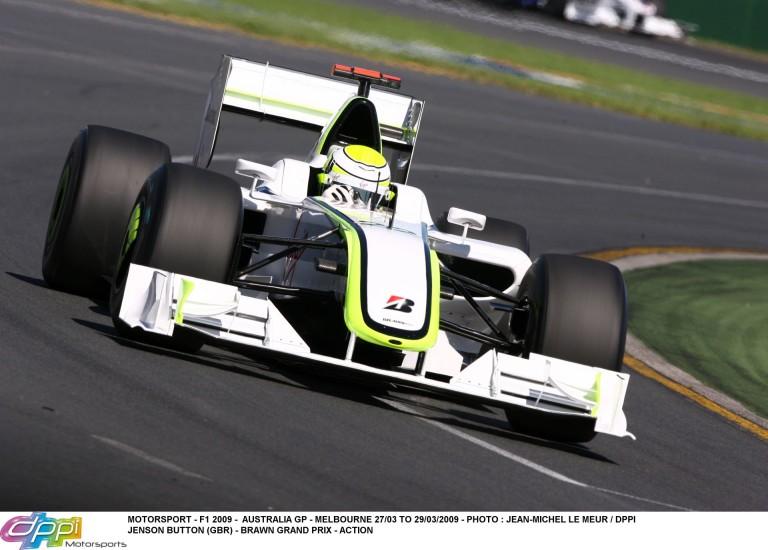 Sokkoló győzelem a Forma-1-ben 2009-ben ezen a napon: Button és a Brawn GP