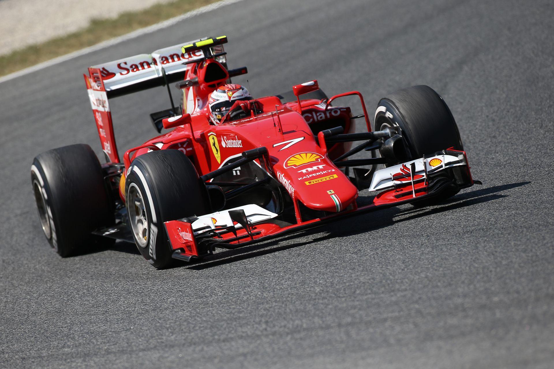 Még a téli tesztek előtt pályára gurul a 2016-os Ferrari és Haas!