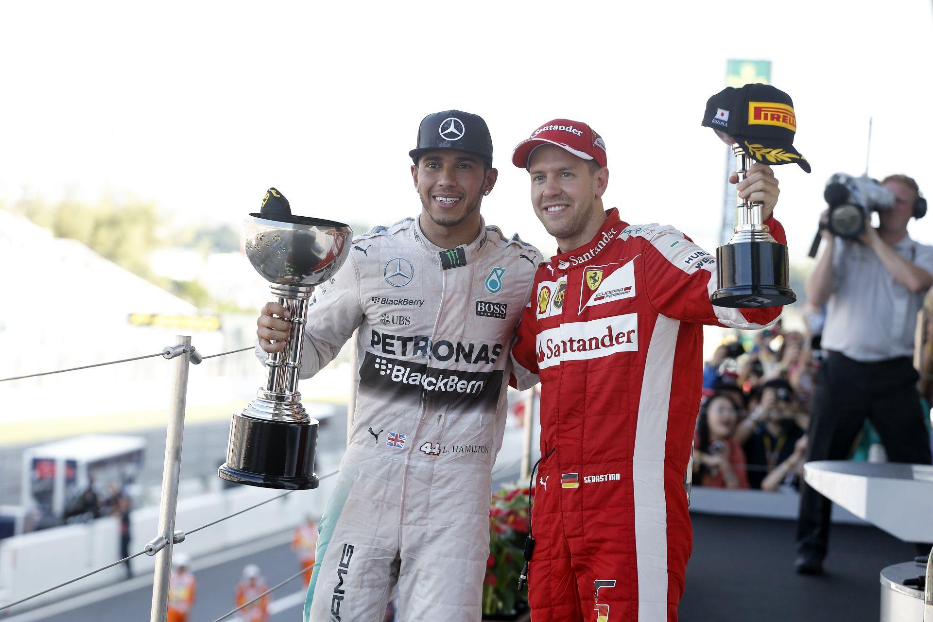Vettel, Hamilton és társaik: a Forma-1-es pilótákat túlfizetik?